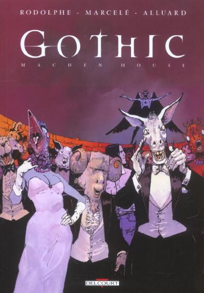image de gothic tome 4 - machen house