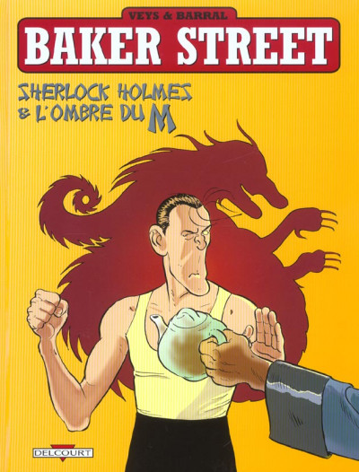 Couverture Baker street tome 4