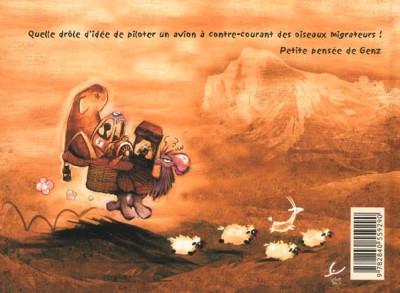 Dos genz gys khan tome 5 - tombés du ciel