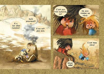 Page 5 genz gys khan tome 5 - tombés du ciel