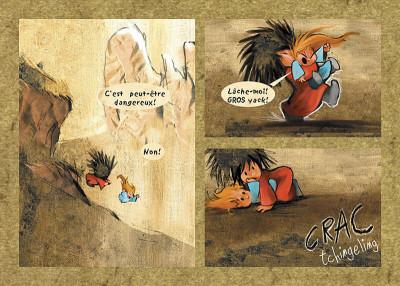 Page 6 genz gys khan tome 5 - tombés du ciel