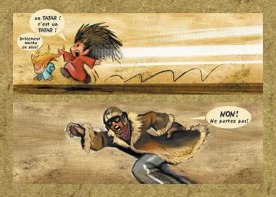 Page 8 genz gys khan tome 5 - tombés du ciel