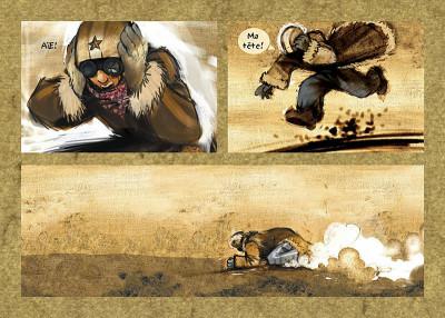 Page 9 genz gys khan tome 5 - tombés du ciel