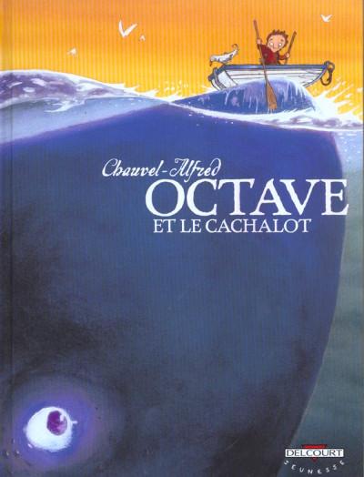 image de octave tome 1 - octave et le cachalot