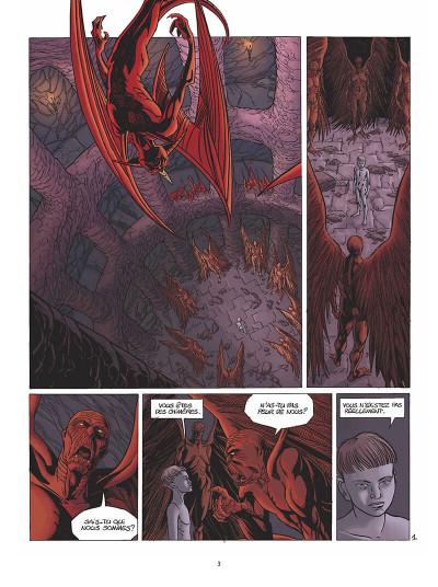 Page 4 le clan des chimères tome 3 - ordalie