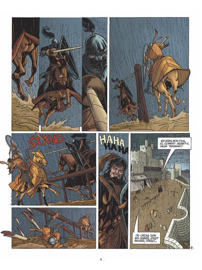 Page 7 le clan des chimères tome 3 - ordalie