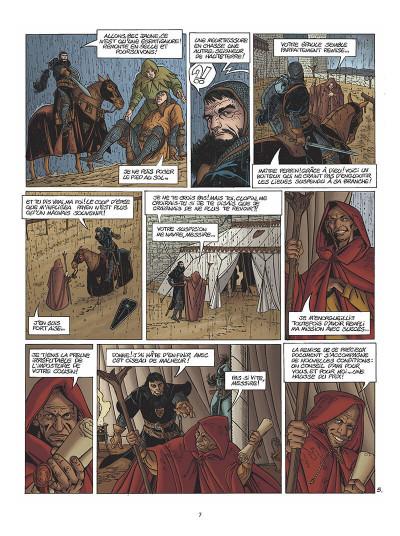 Page 8 le clan des chimères tome 3 - ordalie