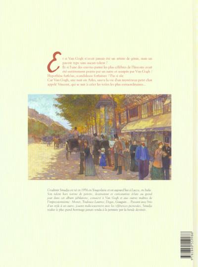 Dos vincent et van gogh tome 1