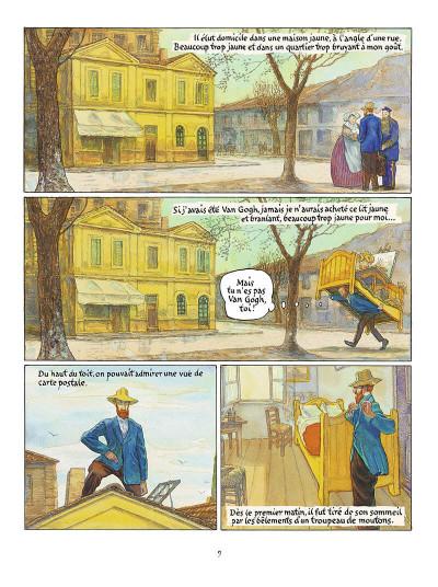 Page 0 vincent et van gogh tome 1
