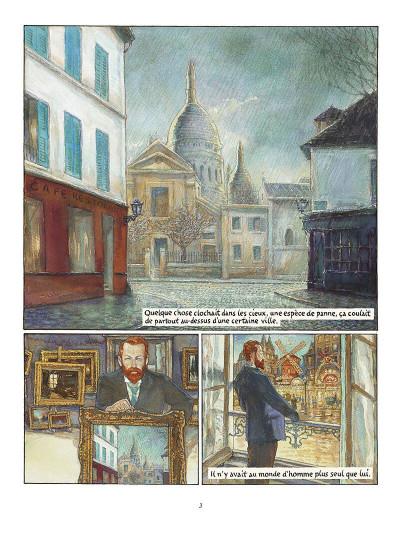 Page 4 vincent et van gogh tome 1