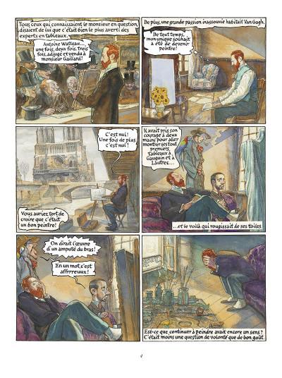 Page 5 vincent et van gogh tome 1