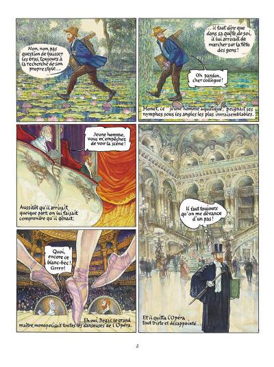 Page 6 vincent et van gogh tome 1