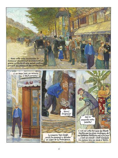 Page 7 vincent et van gogh tome 1