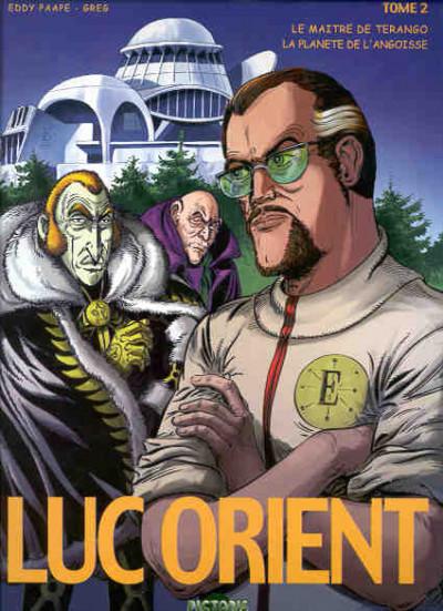 Couverture Luc Orient tome 2