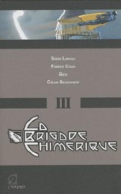 Couverture la brigade chimérique tome 3