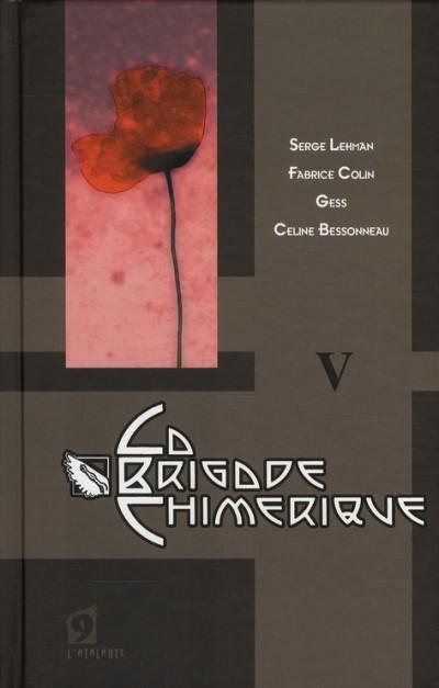 Couverture la brigade chimérique tome 5
