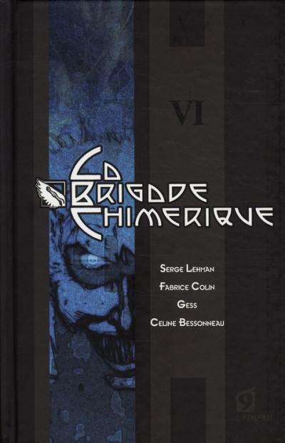 Couverture la brigade chimérique tome 6