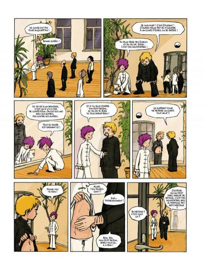 Page 5 calinée sous X