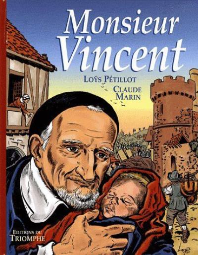 Couverture monsieur Vincent