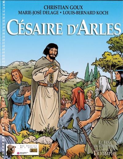 Couverture Césaire d'Arles