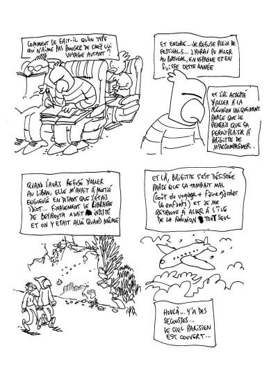 Page 7 carnet de bord tome 1 (1-10 decembre 2001)