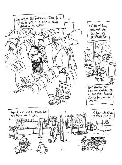 Page 8 carnet de bord tome 1 (1-10 decembre 2001)