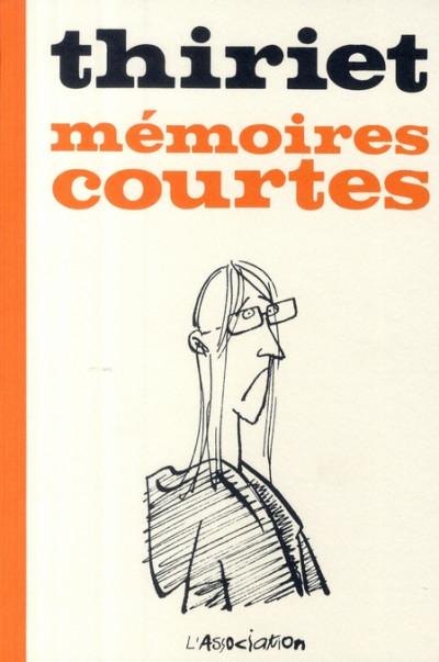 Couverture mémoires courtes