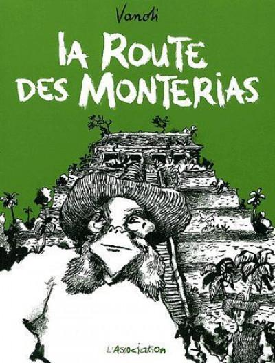 image de la route des monterias