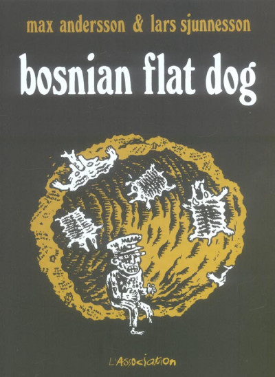Couverture bosnian flat dog