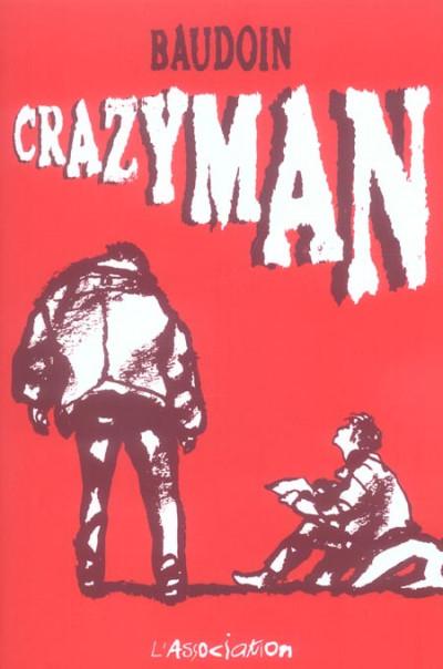 Couverture crazyman