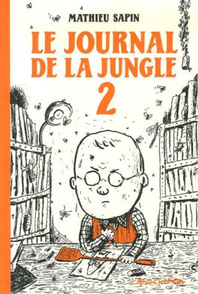 image de le journal de la jungle tome 2
