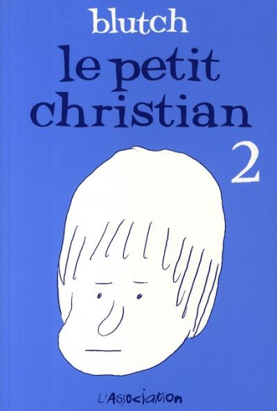 Couverture le petit christian tome 2