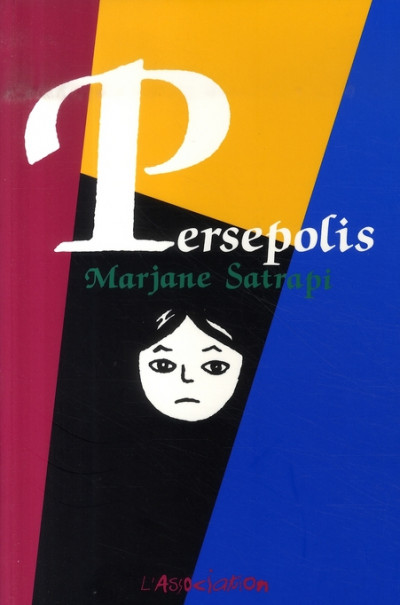 Couverture persepolis ; monovolume