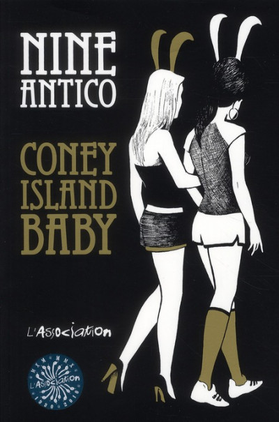 Couverture coney island baby