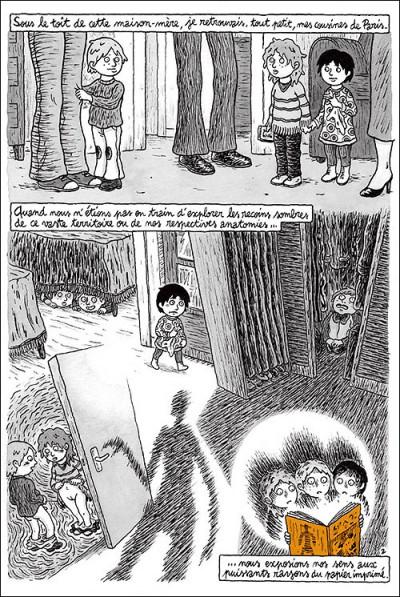 Page 1 au travail - tome 1