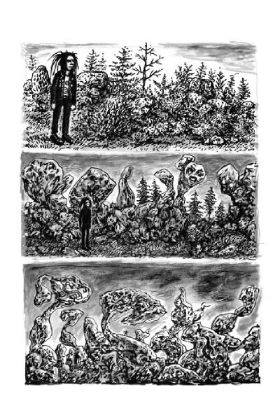 Page 2 Mattt Konture, L'Éthique du souterrain