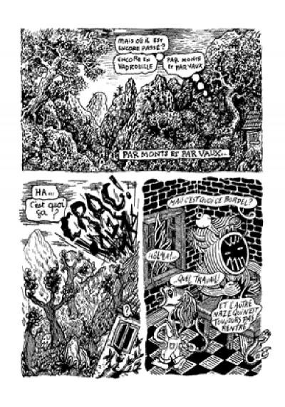 Page 1 la comète à quatre pattes
