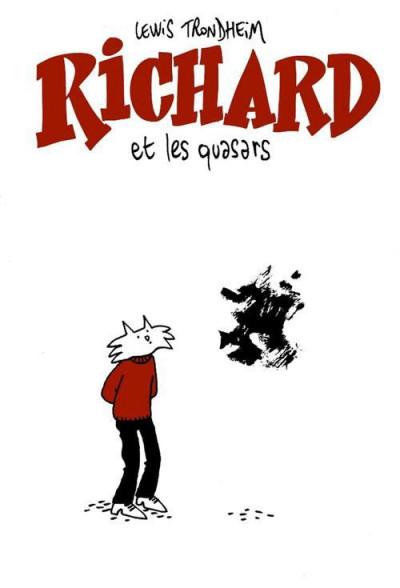 Couverture Richard et les quasars