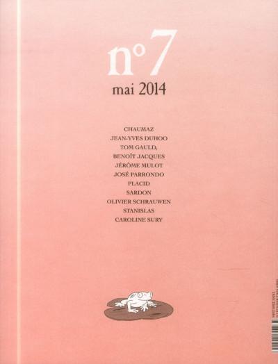 Dos mon lapin tome 7 - mai 2014