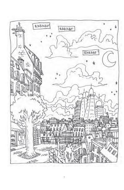 Page 1 capharnaüm - récit inachevé