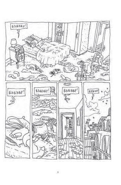 Page 2 capharnaüm - récit inachevé