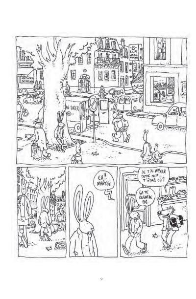 Page 3 capharnaüm - récit inachevé
