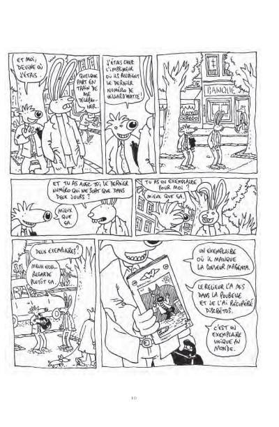 Page 4 capharnaüm - récit inachevé