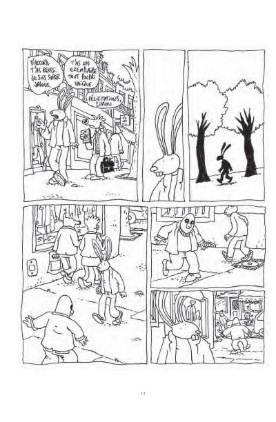 Page 5 capharnaüm - récit inachevé