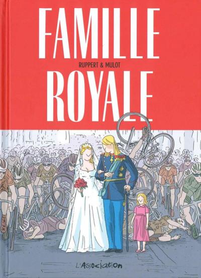Couverture Famille royale