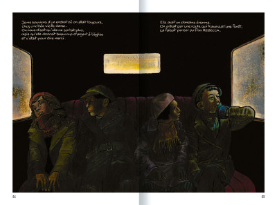 Page 3 Martha et Alan - d'après les souvenirs d'Alan Ingram Cope