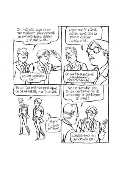 Page 1 L'amour sans peine