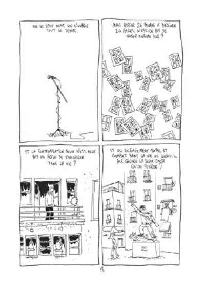 Page 1 Les 24 heures de la bande dessinée