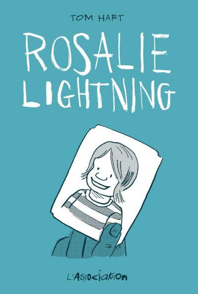 Couverture Rosalie Lightning