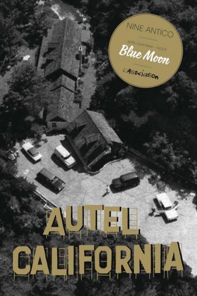 Couverture Autel California tome 2